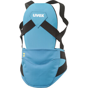 UVEX back pure - Protection Enfant - bleu